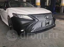 Передний Бампер В Стиле Lexus Camry (XV70) 2017