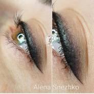 Мастер-класс по перманентному макияжу от Алены Снежко