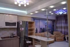 3-комнатная, улица Комсомольская 373б. Аралия, 74,0кв.м.