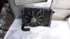Радиатор охлаждения двигателя. ГАЗ 31105 Волга ГАЗ 3102 Волга ГАЗ 3110 Волга Двигатели: ZMZ406210, ZMZ4062, 10
