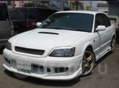 Передний бампер C-West для Subaru Legacy B4 BE