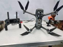 Аэросъемка с профессионального квадрокоптера DJI Mavic 2 zoom 4K