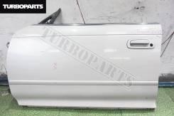 Дверь передняя левая Toyota Mark2 JZX90, GX90 (046) [Turboparts]