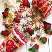 Набор шоколадных конфет - сладкая валентинка