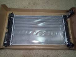 Радиатор Toyota Avensis 03-08г 16400-0D220, 16410-YZZ07
