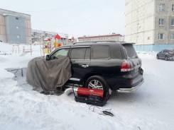 Отогрев авто в Ноябрьске! Легковых, грузовых. С выездом на место