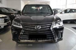 Бампер Lexus LX450d/570. Чёрный. Оригинал! 2016 +