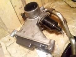 Клапан (ЕГР) Renault Laguna 2 в 2.2DCi 16v 150лс + заслонка дросельная