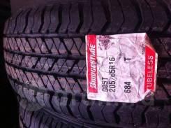 Bridgestone Dueler H/T 684. Всесезонные, без износа, 4 шт