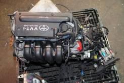 Двигатель 1ZZ-FE 1.8i Toyota Avensis