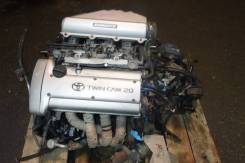 Двигатель 4A-GE 1.6i Toyota Levin Toyota Sprinter