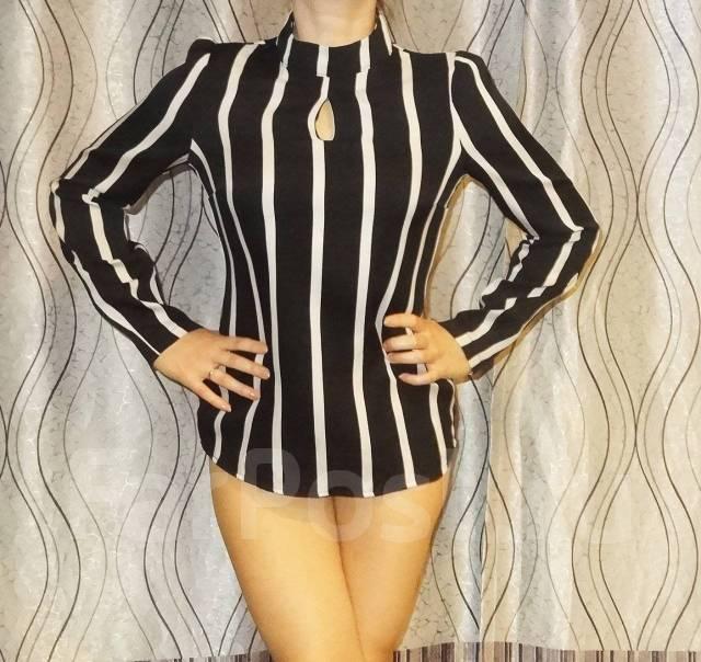 b2ee82202dd6810 Продам блузу - рубашку женскую - Основная одежда во Владивостоке