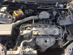 Разбираем Honda Civic 1993 1,5 MT D15b2 Бампера есть