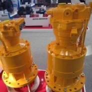 Редуктор поворота башни Daewoo S130 S140 SL130L