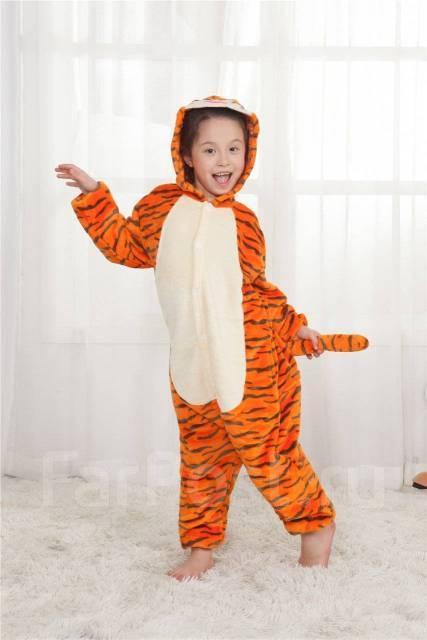 Пижама кигуруми Тигр - Детская одежда во Владивостоке da000c25948ce