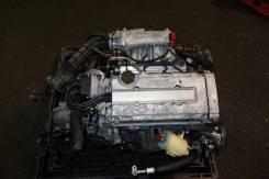 Двигатель 1.6 Honda Civic EG6 B16A dohc vtec