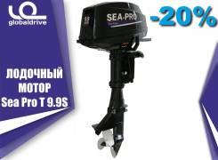 Sea-Pro. 9,90л.с., 2-тактный, бензиновый, нога S (381 мм), 2019 год. Под заказ