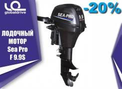 Sea-Pro. 9,90л.с., 4-тактный, бензиновый, нога S (381 мм), 2019 год. Под заказ
