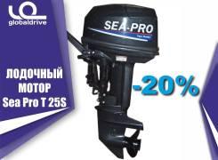 Sea-Pro. 25,00л.с., 2-тактный, бензиновый, нога S (381 мм), 2019 год. Под заказ