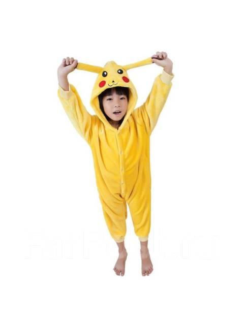 Пижама Кигуруми Пикачу - Детская одежда во Владивостоке 5a59c1e8d70ba