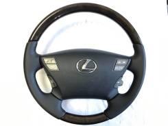 Руль. Lexus: LS600h, LS460L, LS600hL, LX570, LS460, LS460 / 460L, LS600H / 600HL Двигатели: 2URFSE, 1URFE, 1URFSE, 3URFE