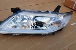 Фары тюнинг Toyota Camry 40 45 (Камри) 2009-2011г. Стиль Lexus
