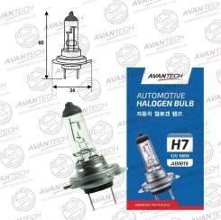 Лампа Avantech H7 12V 100W головного света