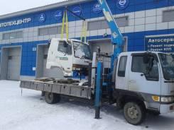 Грузоперевозки в Барнауле, до 5 т. 6 м Самогруз Эвакуатор Манипулятор.