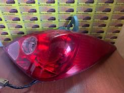 Задний фонарь. Nissan Tiida, C11, C11X