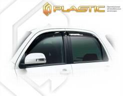 Ветровик на дверь. Daihatsu Terios, J200G, J210G Daihatsu Be-Go, J200G, J210G Toyota Rush, F700, J200, J200E, J210, J210E Двигатель 3SZVE