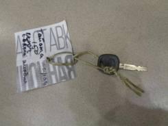 Ключ зажигания Toyota Corolla E150 2006-2013 Номер двигателя 1ZR
