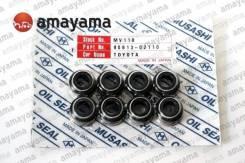 Колпачки маслосъёмные комплект Musashi MV118