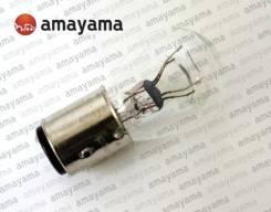Лампа дополнительного освещения 12V 21/5W S25 Koito [4524]