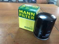 Фильтр масляный Mann Filter W610