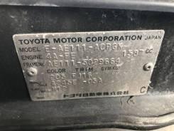 АКПП A245E-05A Toyota Corolla Levin AE111