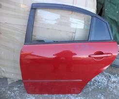 Задняя левая дверь Mazda 6 GG 2002-2007 хетчбек