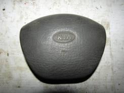 Крышка подушка безопасности (в рулевое колесо) KIA Sportage 1994-2004