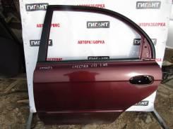 Дверь задняя левая KIA Spectra 2001-2011