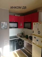 Гостинка, улица Надибаидзе 34. Чуркин, агентство, 24кв.м. Кухня