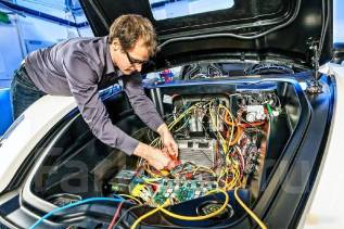 Автоэлектрик 24 часа, Выезд, сканер, техпомощь , ремонт сигнализации
