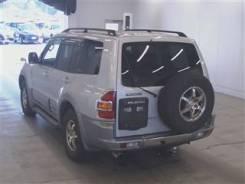 Дверь боковая передняя левая Mitsubishi Pajero 1999-2006
