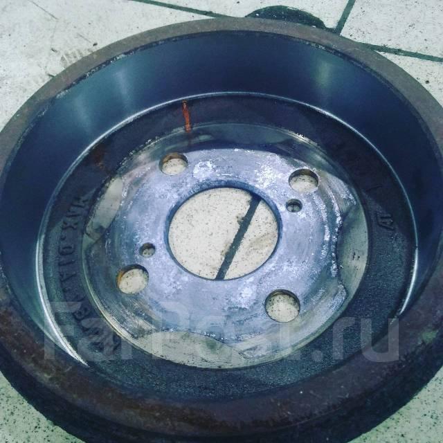 Проточка тормозных дисков и барабанов