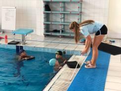 Обучения плаванию детей от 4 лет