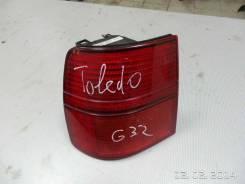 Фонарь задний наружный левый Seat Toledo I (1991 - 1999)