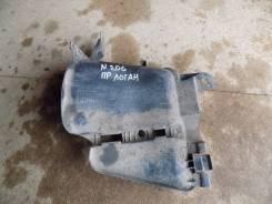 Пыльник двигателя боковой правый Renault Logan 2005-2014