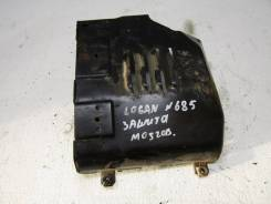 Крышка блока управления двигателем RENAULT Logan 2005-2014