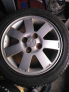 Комплект колёс на литье Mitsubishi 165/55-R14