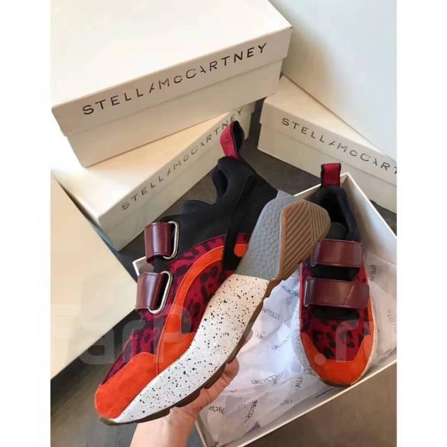 8c57f4ca Крутые кроссовки Stella Mccartney LUXE! Новая модель - Обувь во ...