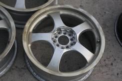 """Bridgestone. 7.0x17"""", 5x100.00, 5x114.30, ET50, ЦО 73,0мм."""