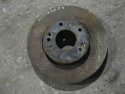 Диск тормозной передний (б/у) Kia Forte (Cerato TD) 2008-наст.время
